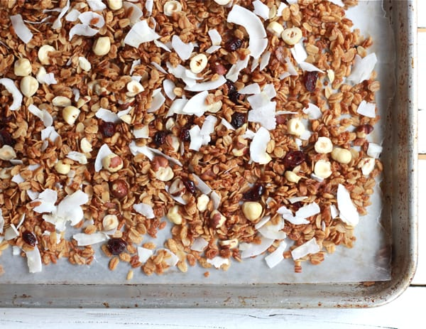 My Favorite Granola / The Clever Carrot