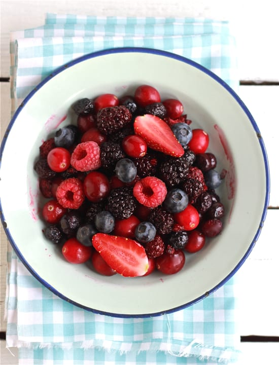 Summer Berries | The Clever Carrot
