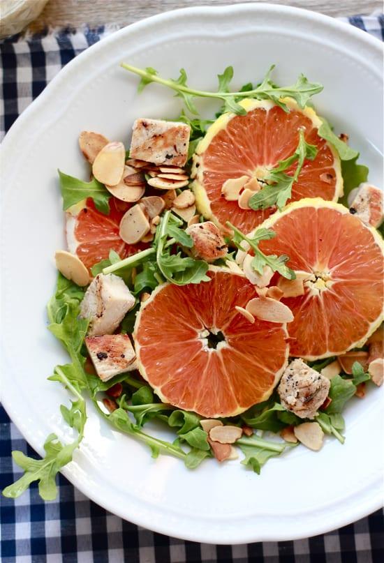 cara cara orange salad | The Clever Carrot