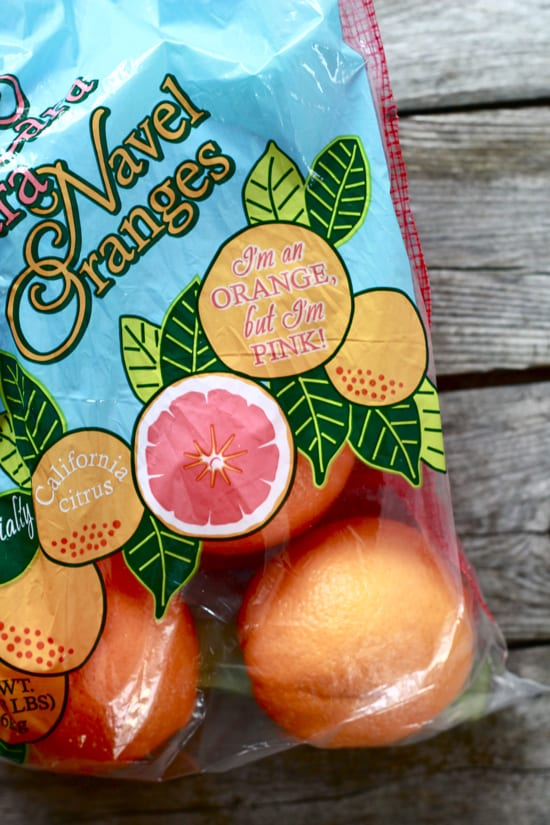cara cara oranges | The Clever Carrot