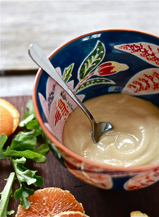 miso dressing | The Clever Carrot