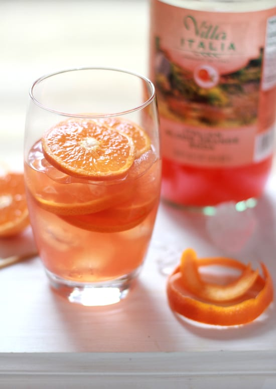 blood orange negroni | The Clever Carrot
