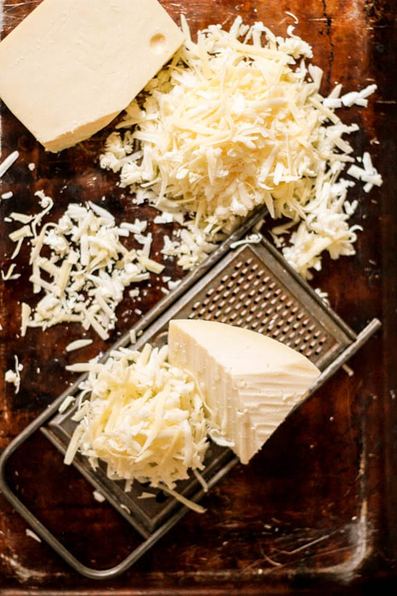 grated gruyère | The Clever Carrot