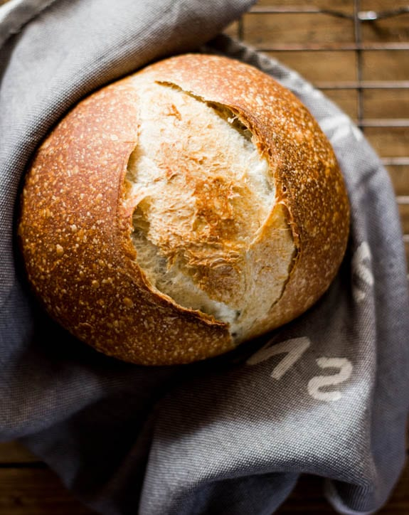 sourdough bread: a beginner's guide |  theclevercarrot.com