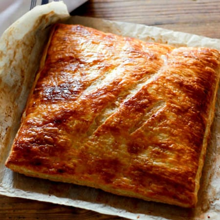 ham and cheese puff pastry (1 of 1)