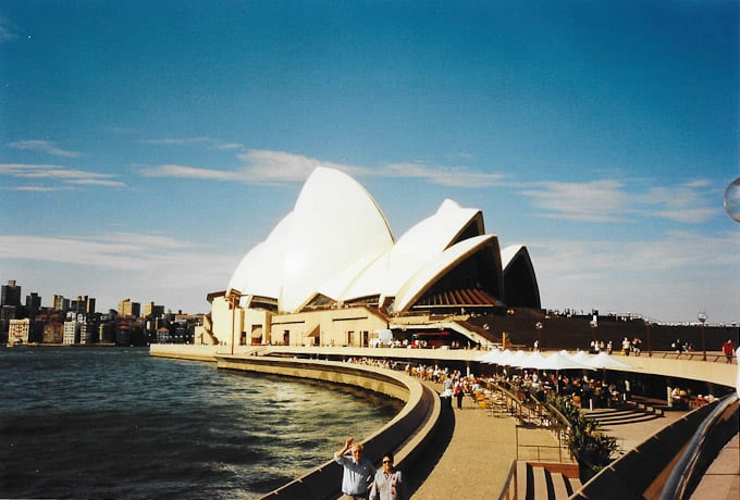 sydney opera house | The Clever Carrot
