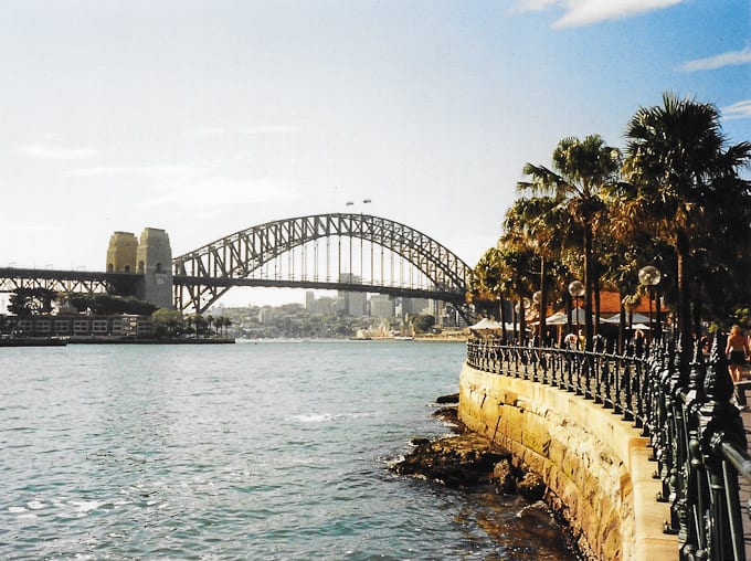 sydney harbour bridge | The Clever Carrot