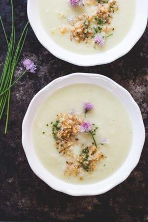 America S Test Kitchen Creamy Cauliflower Soup