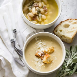 tuscan white bean soup_