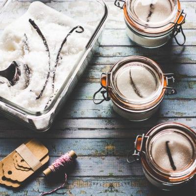 Vanilla Sugar Recipe in 3 Easy Steps