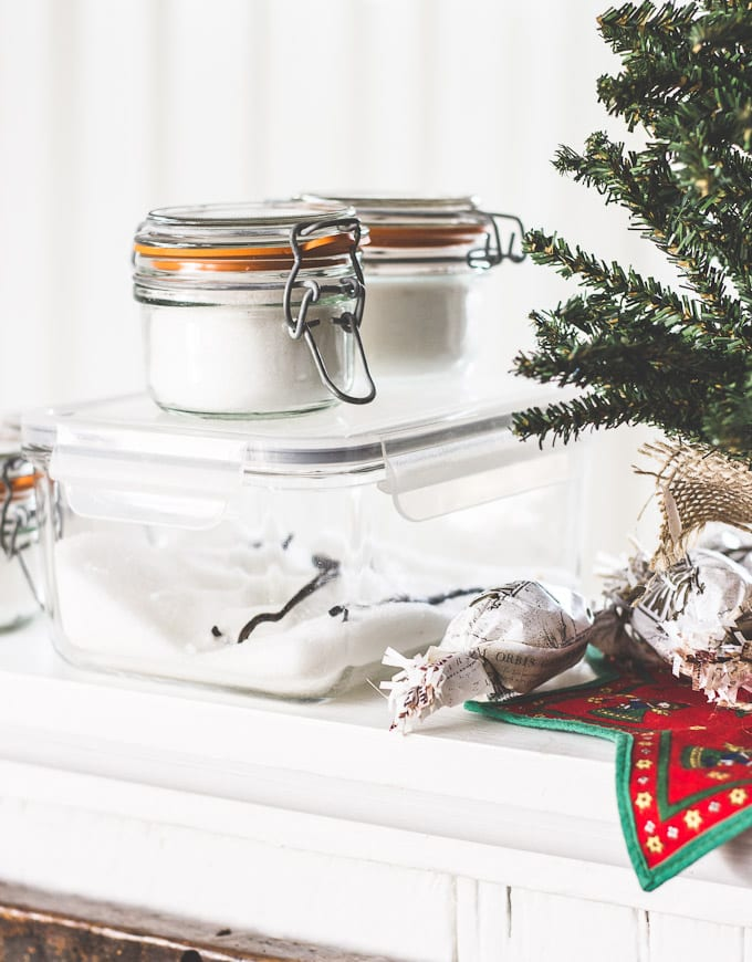 in my christmas kitchen | theclevercarrot.com