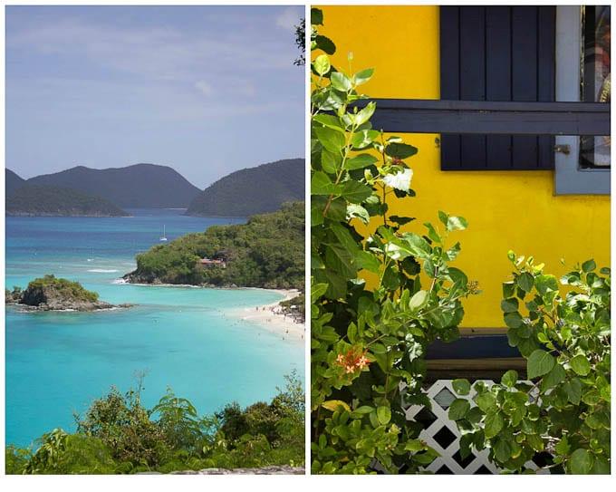 Trunk Bay St. John | theclevercarrot.com