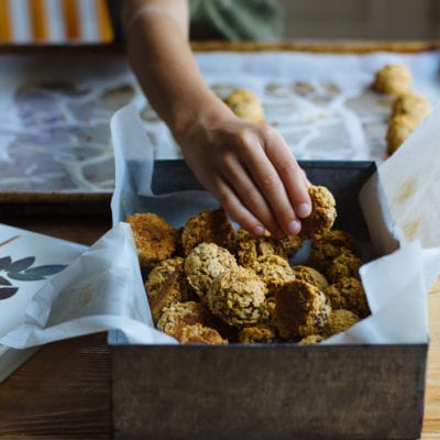 busy morning breakfast cookies