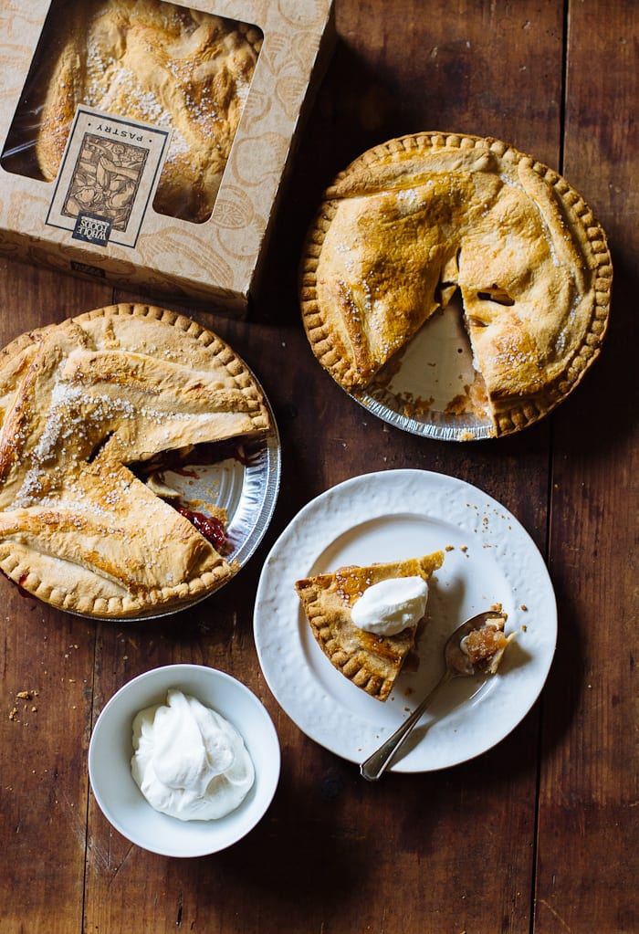 whole foods market pies | theclevercarrot.com