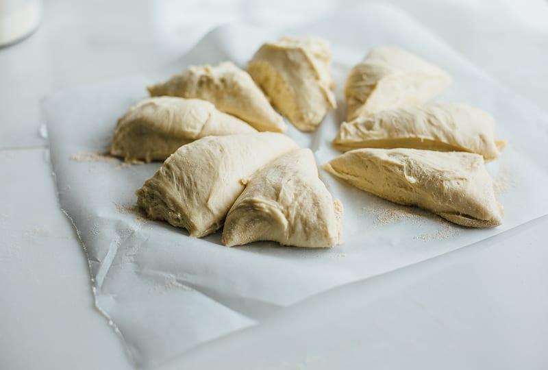how to make chocolate brioche rolls