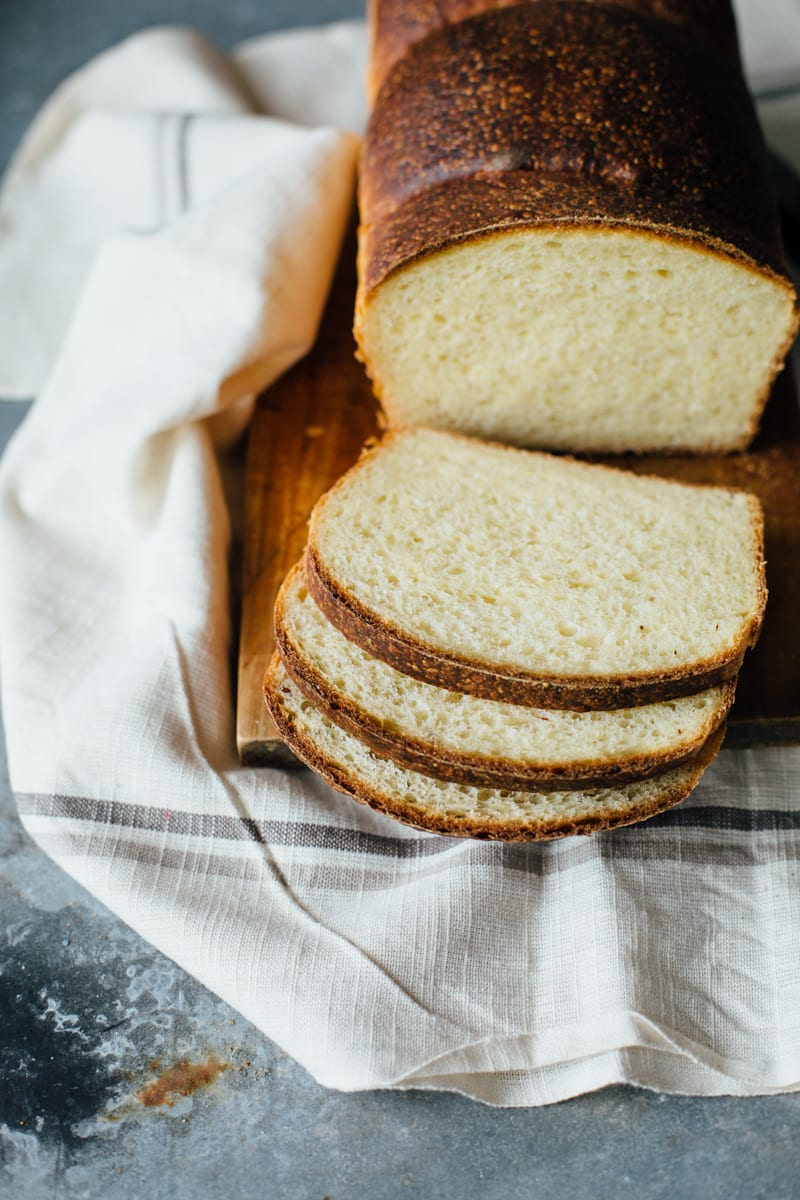 how to make a brioche loaf | theclevercarrot.com