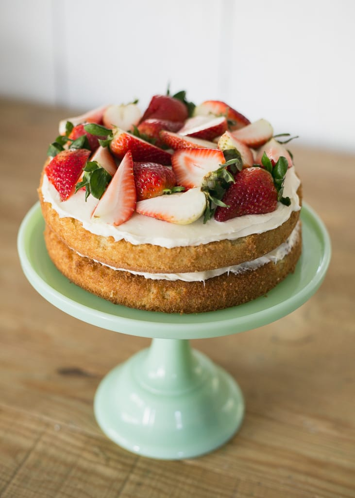 3 simple strawberry recipes for mother's day | theclevercarrot.com