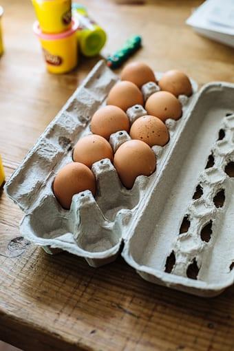 eggs |theclevercarrot.com