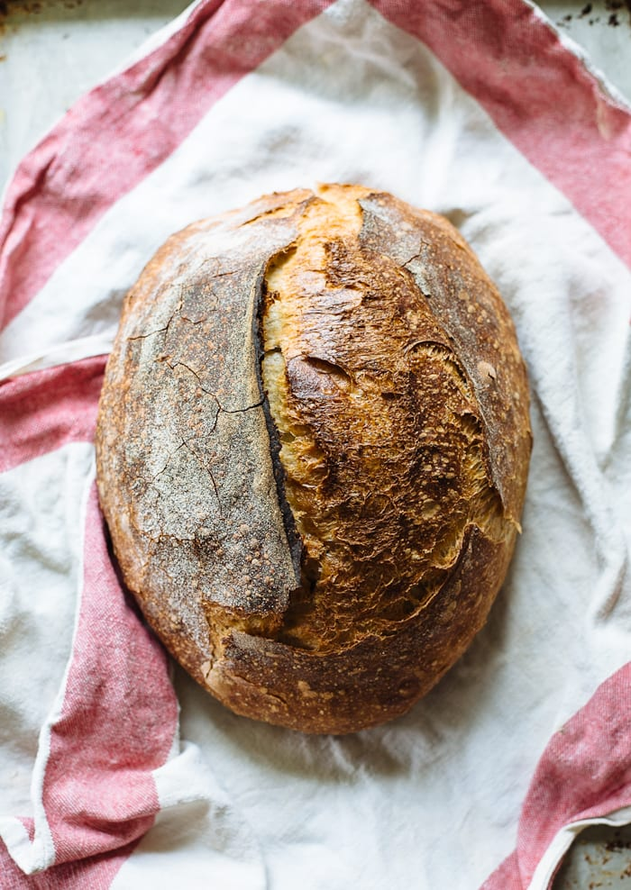sourdough bread |theclevercarrot.com