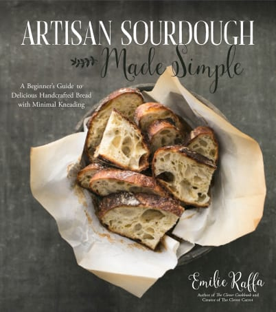 Artisan Sourdough Cookbook