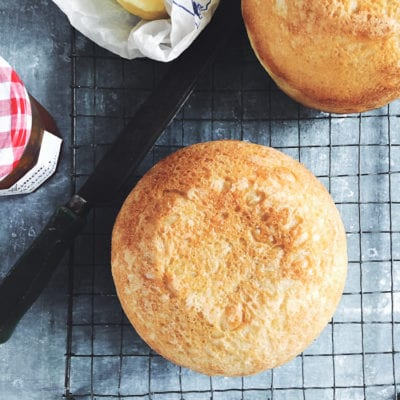 Ali's No-Knead Peasant Bread