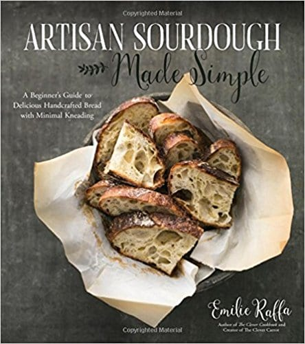 Artisan Sourdough Made Simple |theclevercarrot.com
