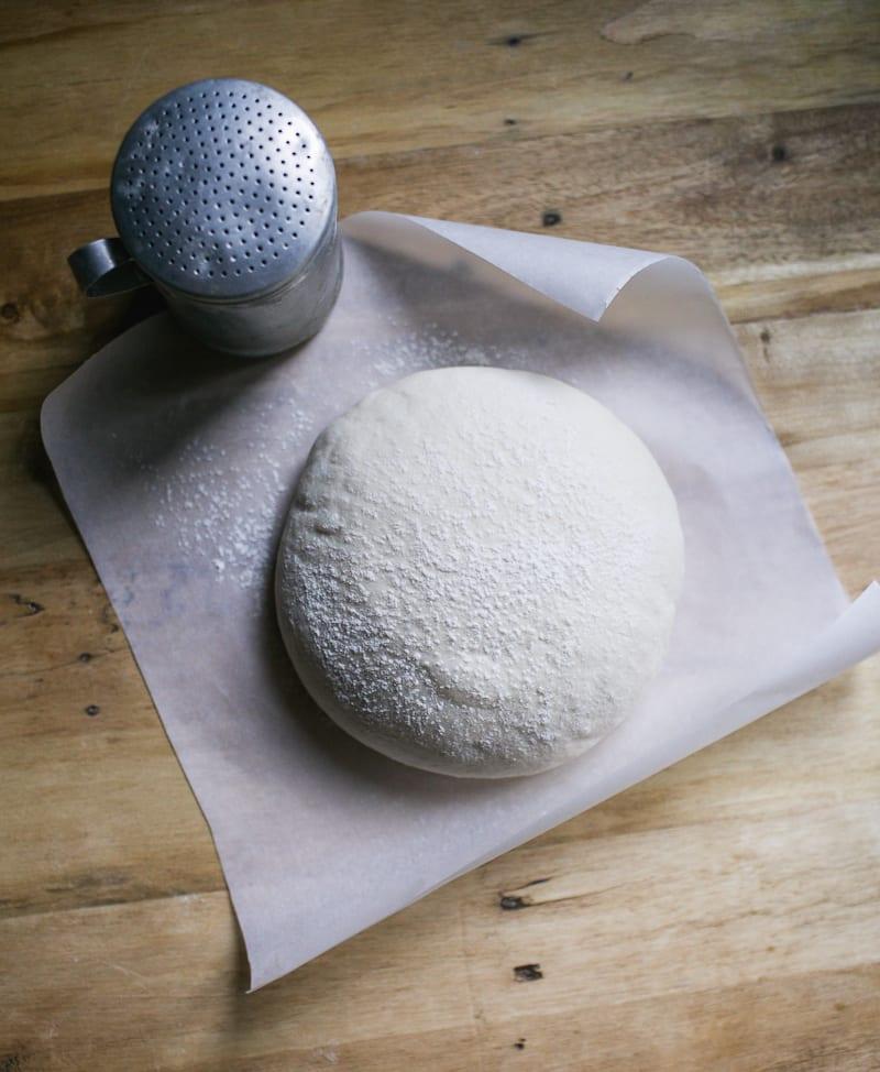 Round Dough | theclevercarrot.com