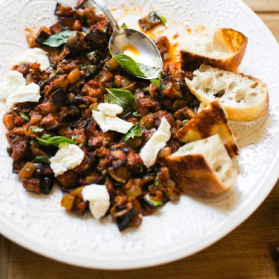 Must Try Sicilian Caponata